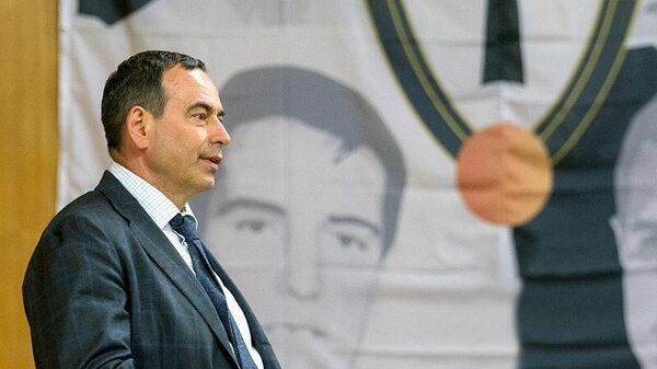 Основной акционер ФК Торпедо Москва Роман Авдеев