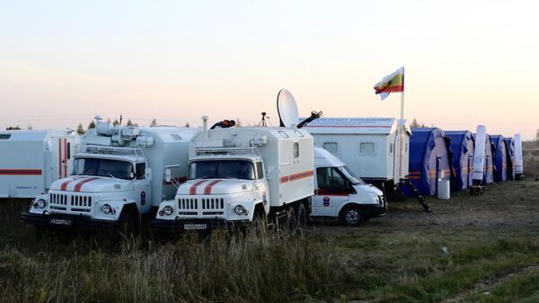 Автомобили МЧС России повышенной проходимости для ликвидации ЧС в Рязанской области