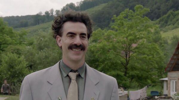 Кадр из фильма Борат 2