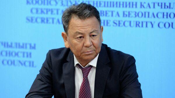 Омурбек Суваналиев