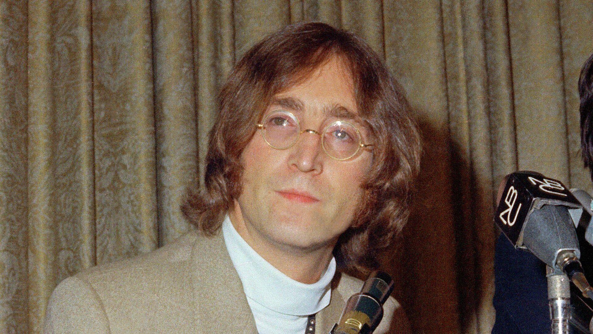 Джон Леннон - РИА Новости, 1920, 28.09.2021