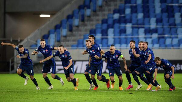 Футболисты сборной Словакии