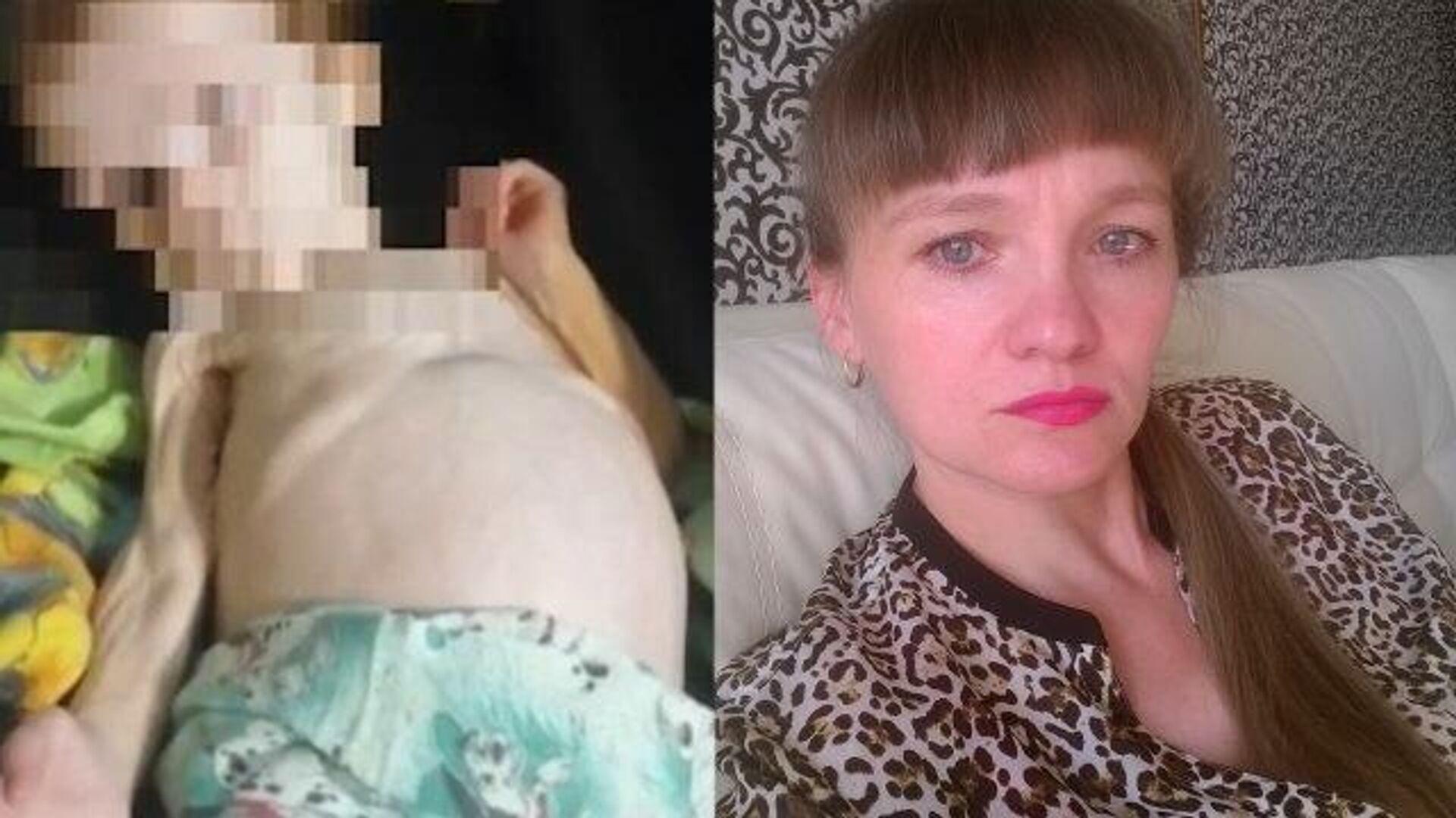 Месть мужу: пять месяцев мать держала новорожденную в шкафу - РИА Новости, 1920, 09.10.2020