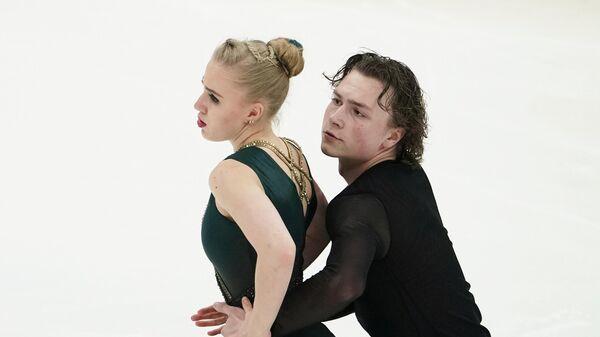 Екатерина Миронова и Евгений Устенко