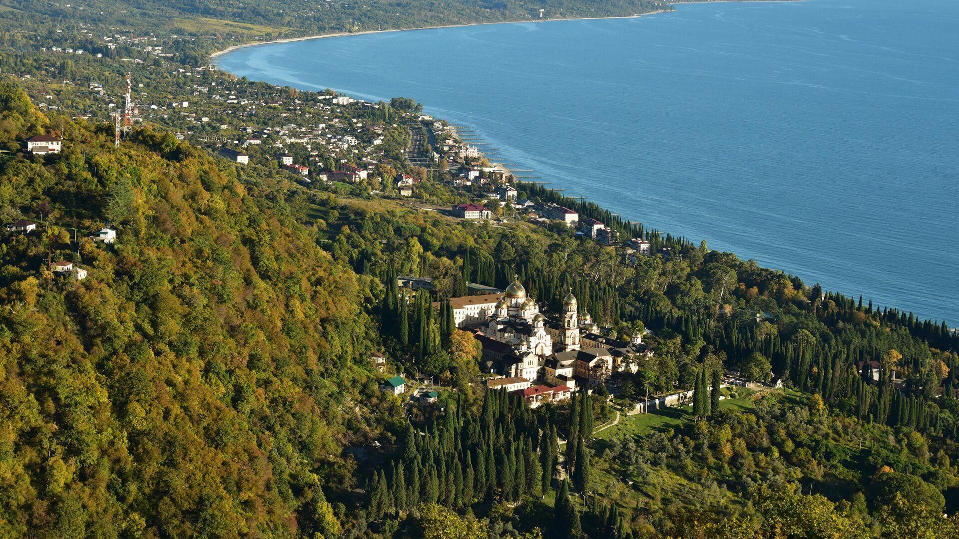 В Абхазии утонул российский турист