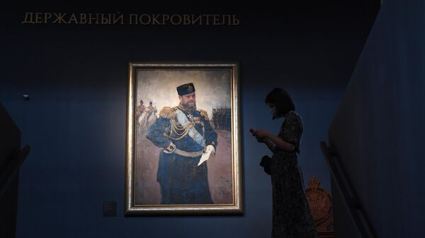 Выставка Александр III. Миротворец в Государственном историческом музее
