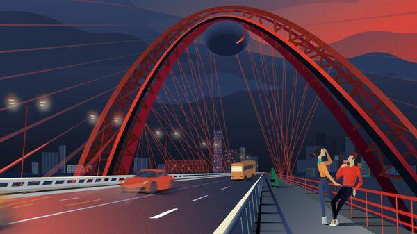 Топ-5 московских мостов