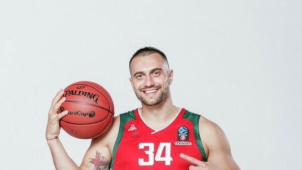 Баскетболист Иван Паунич