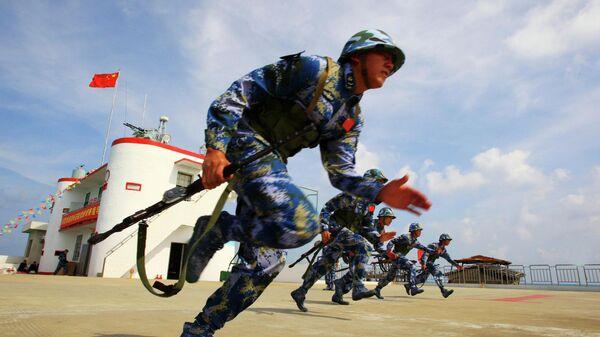 Морские пехотинцы Народно-освободительной армии Китая