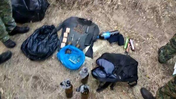 Спецназ предотвратил теракты в Волгограде. Кадры ФСБ