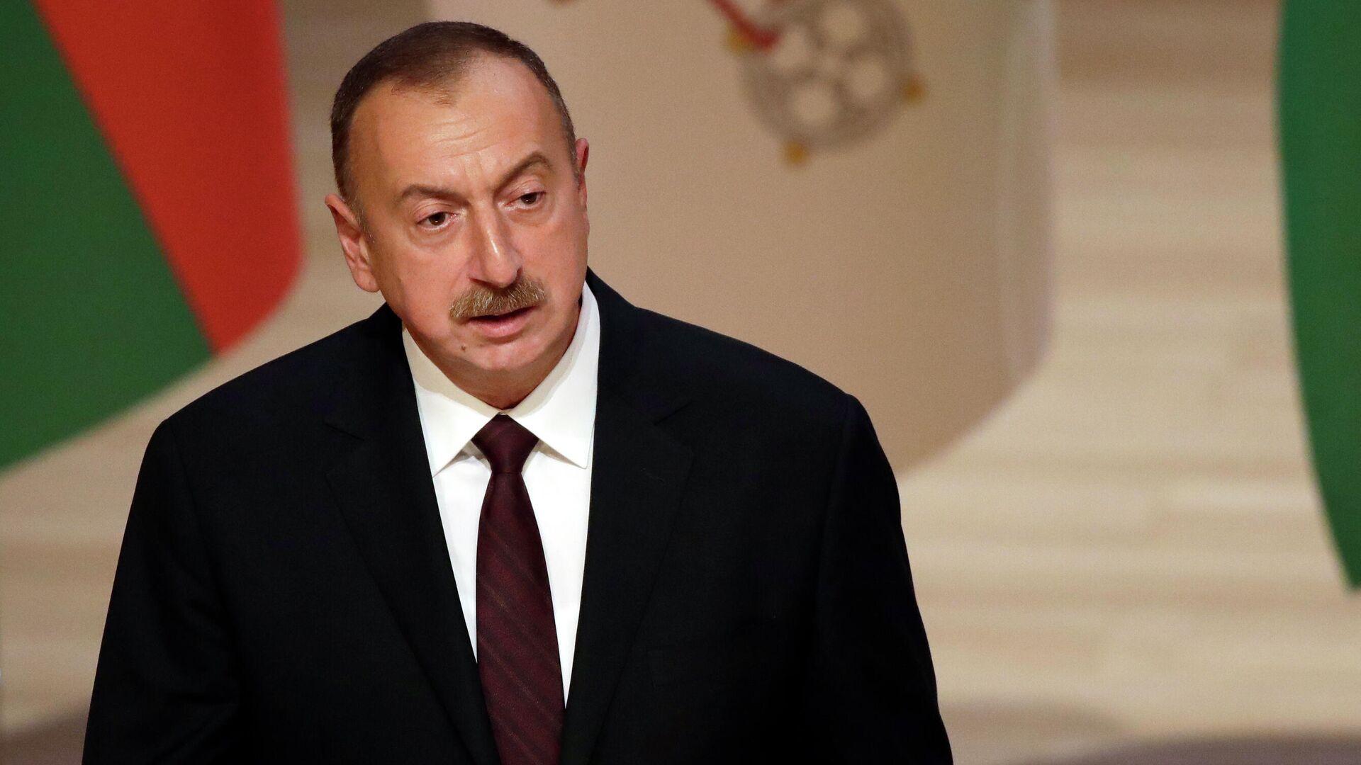 Президент Азербайджана Ильхам Алиев - РИА Новости, 1920, 21.10.2020