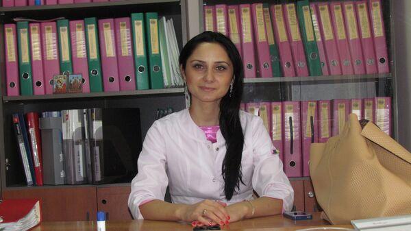 Хутиева  Сабина Валерьевна