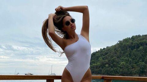 Олимпийская чемпионка по художественной гимнастике Каролина Севастьянова