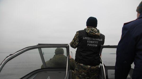 Сотрудники Следственного комитета Российской Федерации