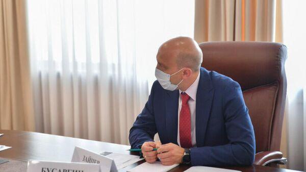 Министр транспорта и дорожного хозяйства Саратовской области Алексей Зайцев