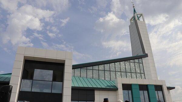 Мечеть Чаллы Яр в Набережных Челнах
