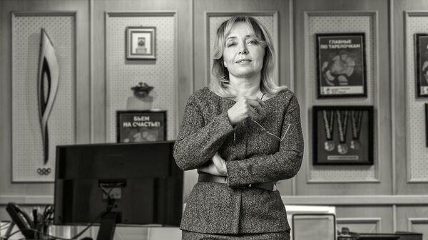 Президент Стрелкового союза России Анна Лещикова