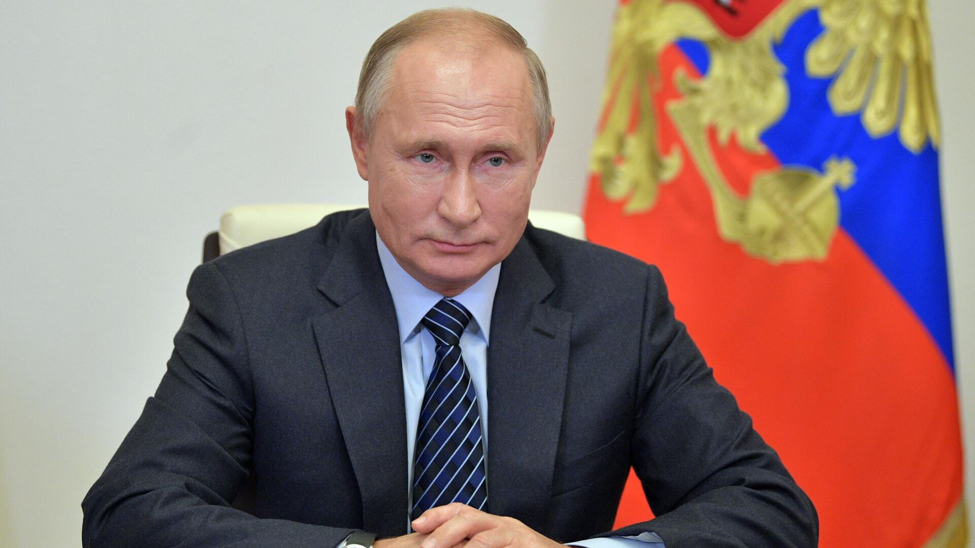 Президент Владимир Путин  - РИА Новости, 1920, 22.10.2020