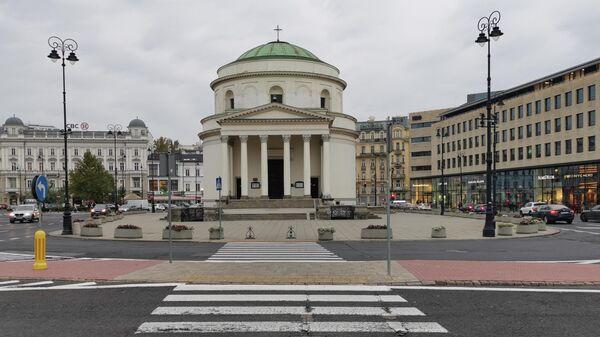 Костёл Святого Александра в Варшаве