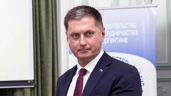Посол РФ в Аргентине Дмитрий Феоктистов
