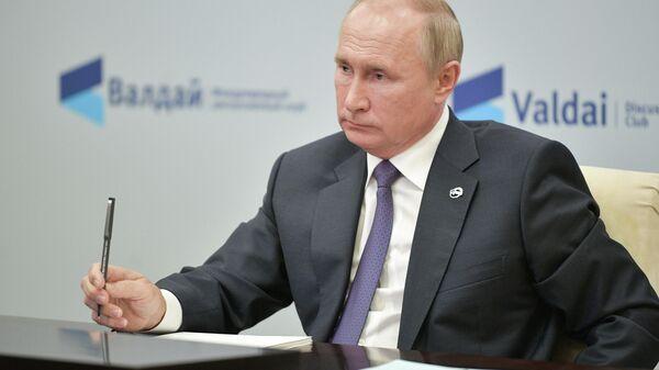 Путин об отравлении Навального: Так это Новичок или не Новичок?