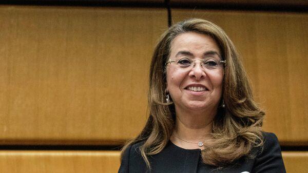 Исполнительный директор Управления ООН по наркотикам и преступности Гада Фатхи Вали