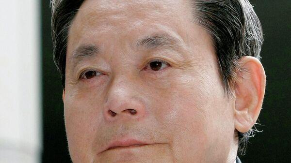 Председатель концерна Samsung Ли Гон Хи