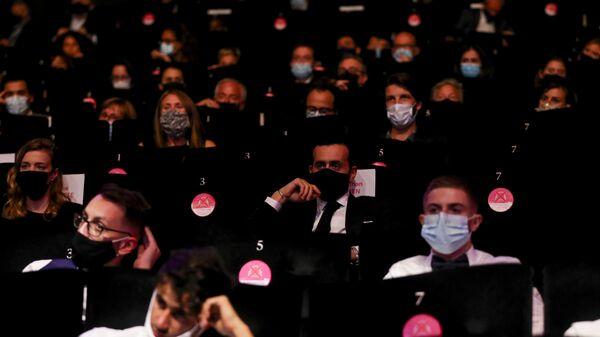 Гости на открытии Каннского кинофестиваля