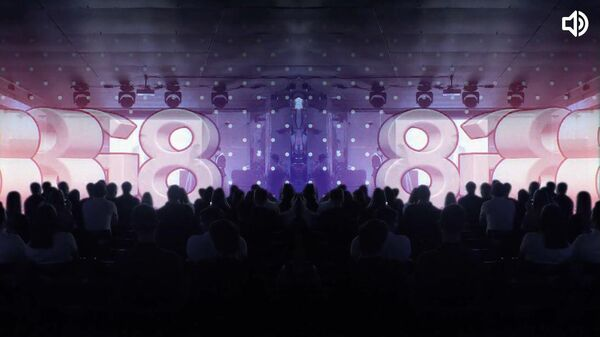 Стоп-кадр видео презентации фестиваля G8