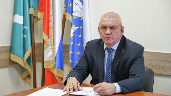 Бывший мэр Южно-Курильска Вячеслав Власенко