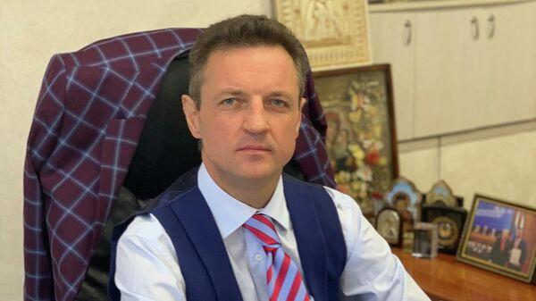 Министр здравоохранения Крыма Александр Остапенко