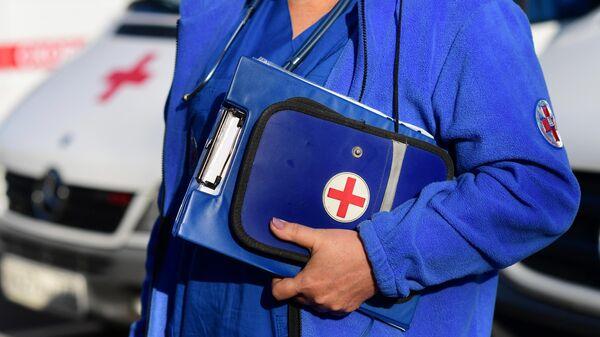 Врач скорой помощи в Москве