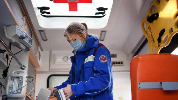 Фельдшер скорой помощи в Москве