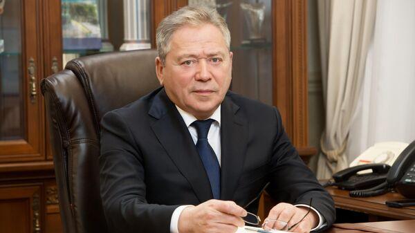 Глава Администрации городского округа город Уфа Республики Башкортостан Ульфат Мустафин