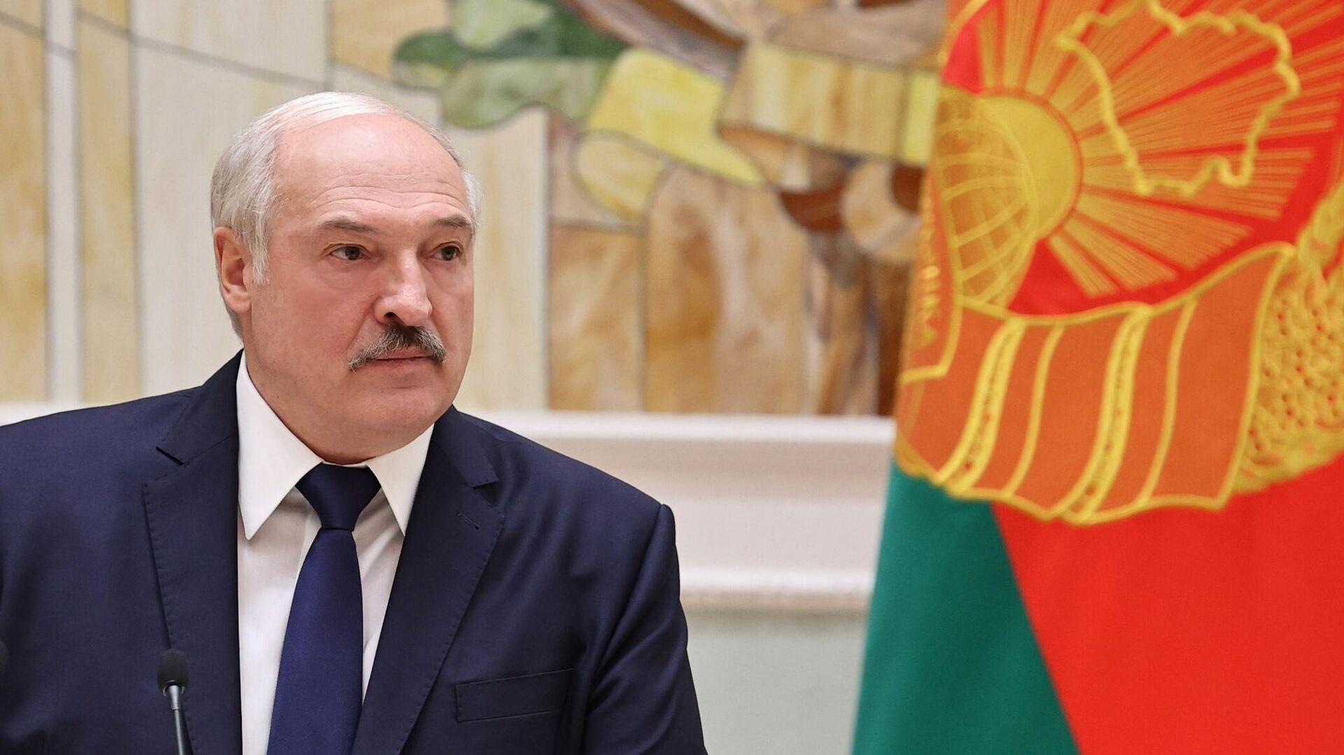 Президент Белоруссии Александр Лукашенко - РИА Новости, 1920, 10.12.2020
