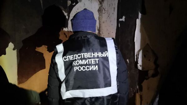 Пожар в деревне Ложкари Юрьянского района Кировской области