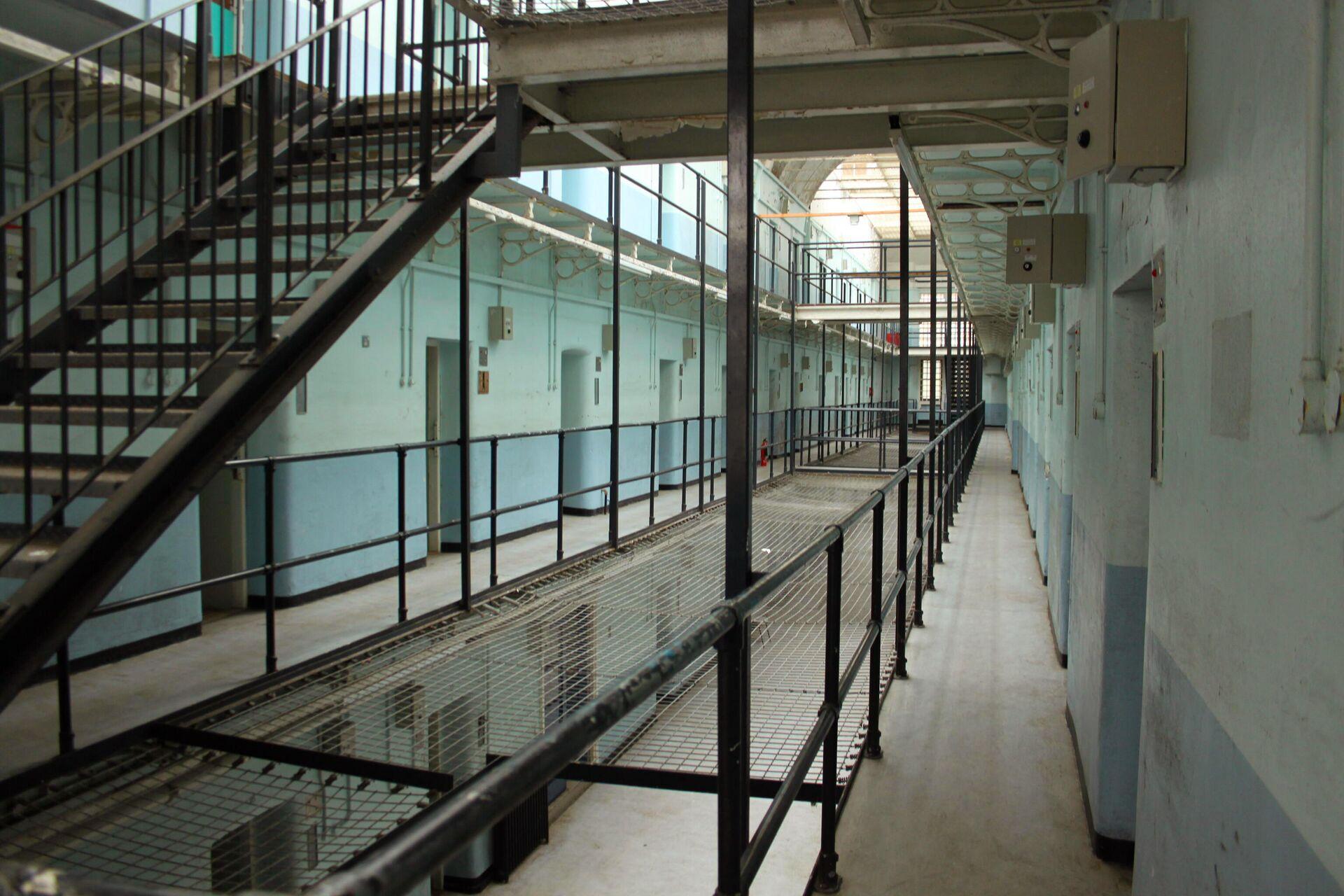 Тюрьма в городе Шептон Маллет, Англия - РИА Новости, 1920, 10.12.2020
