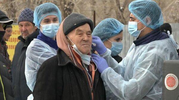 В Челябинске для бездомных создан медицинский центр