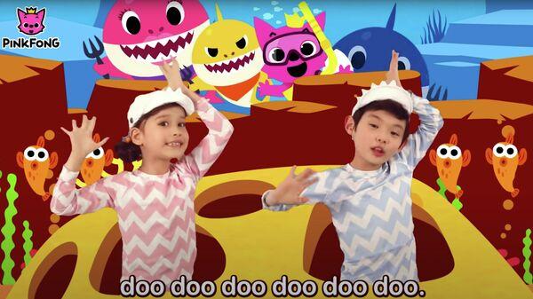 Baby Shark Dance   Sing and Dance! Стоп-кадр видео