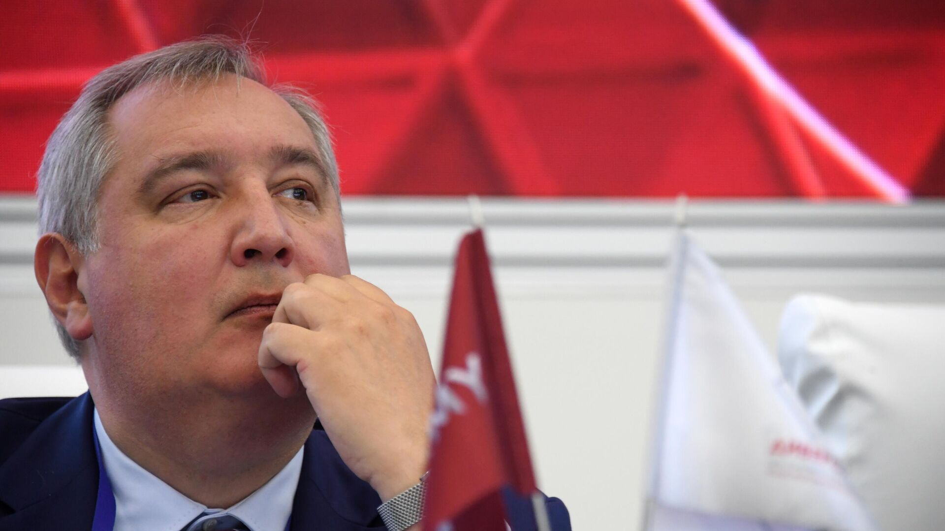 Генеральный директор госкорпорации Роскосмос Дмитрий Рогозин - РИА Новости, 1920, 22.12.2020