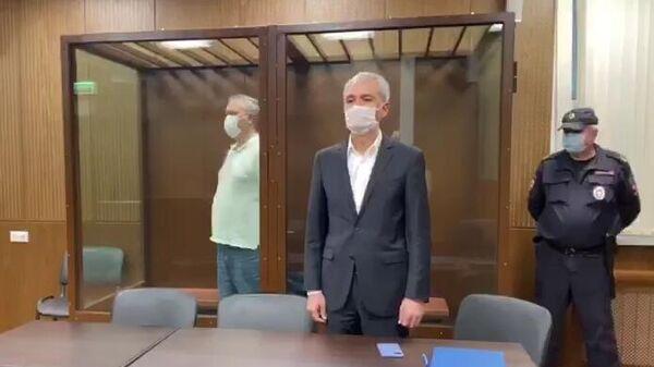 Избрание меры пресечения бывшему гендиректору ПАО ТНС энерго Дмитрию Аржанову