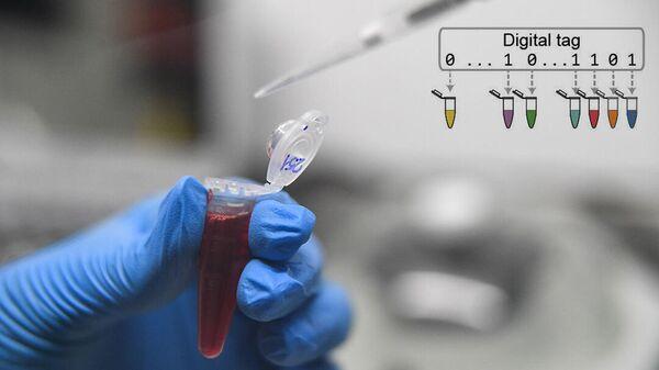 Система молекулярной маркировки на основе ДНК может заменить печатные штрих-коды