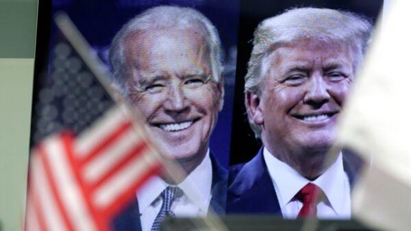 Репортаж о выборах в США