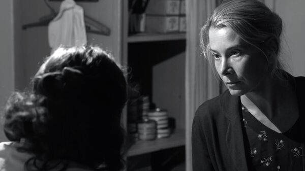 Кадр из фильма Дорогие товарищи!