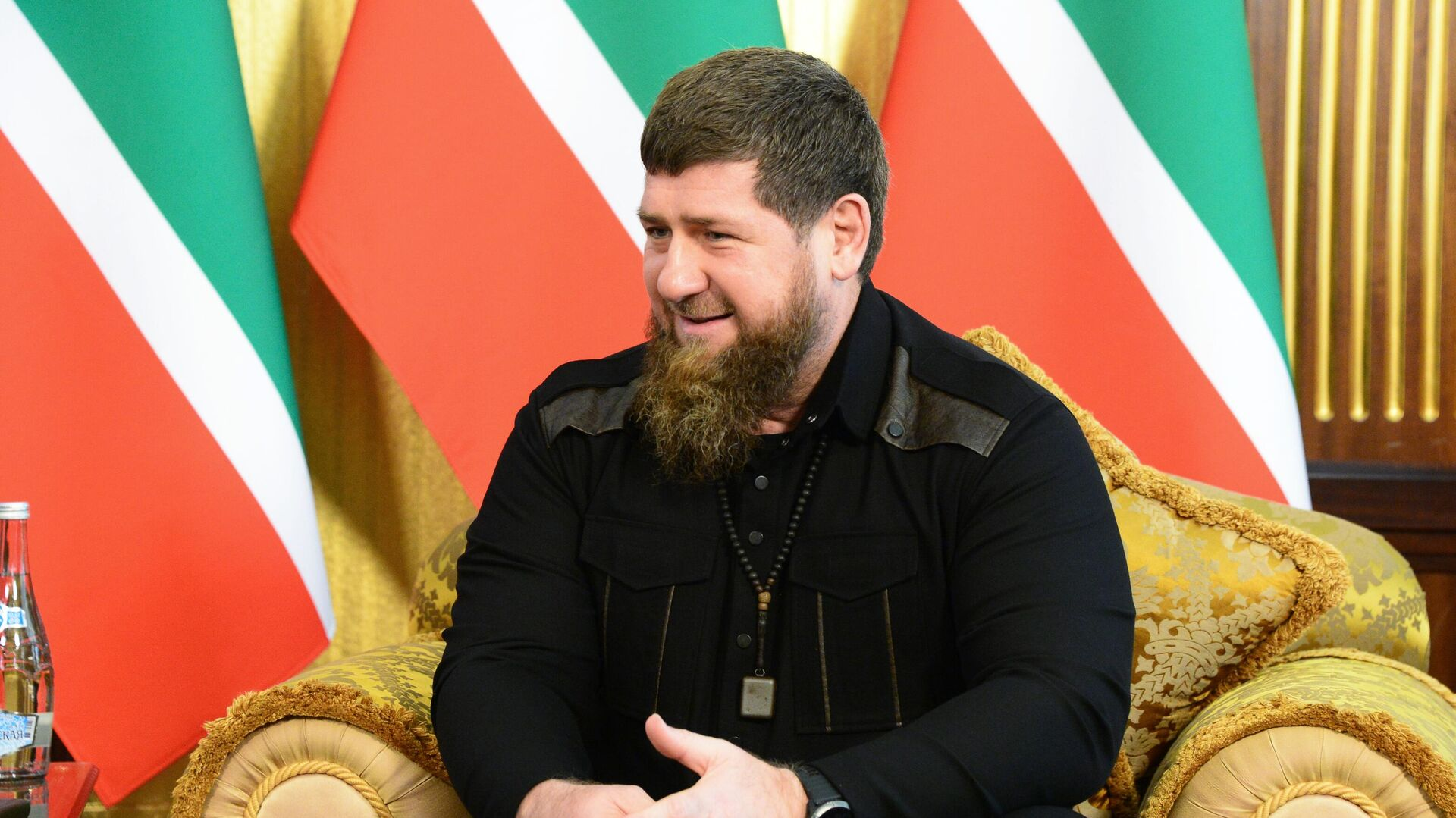 Чечня останется в России независимо от личности президента, заявил Кадыров