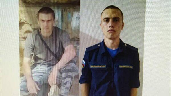 Ориентировка на розыск Антона Макарова