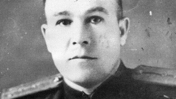 Сотрудник органов госбезопасности СССР Дмитрий Шинкаренко