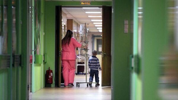 В России появился информационный ресурс о детском лейкозе