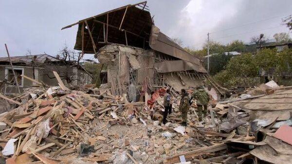 Нагорный Карабах: азербайджанские войска на подступах к Степанакерту