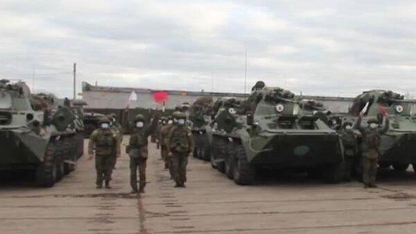 Ситуация в Нагорном Карабахе: военные действия прекращены